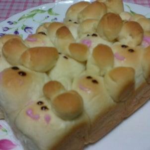 ちぎりパンー!の画像