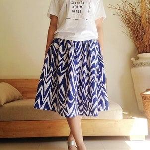 チュニック、スカート、ワンピース新作3モデル♪の画像