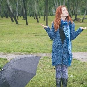 憂鬱な雨の日こそ美肌づくり!の画像
