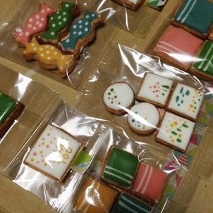 可愛いクッキー^_^の画像