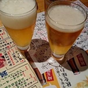 熊谷市 豊年万作左門(はっかいグループ)で北本日記さん達と飲んできたよ!の画像