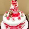 ♡10歳のお祝いケーキ♡の画像