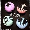 KISSデザインのバスボムの画像