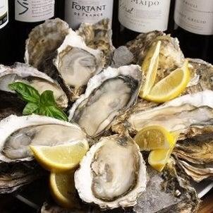 プリプリの牡蠣料理を提供致しますよ!の画像