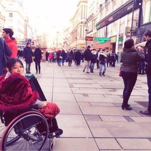 車椅子で旅するヨーロッパ   準備→到着編の画像