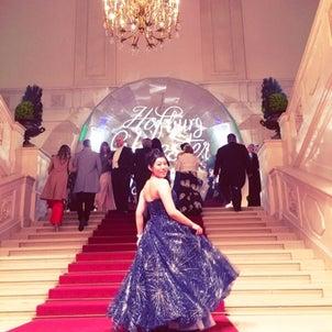 車椅子で旅するヨーロッパ  皇帝舞踏会 ホーフブルク宮殿の画像