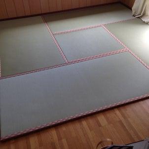 置き畳の画像