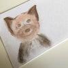 愛犬のパステル和(NAGOMI)アート講習を開催しました。の画像