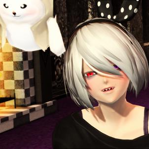 ギザッ歯マスクの可能性の画像