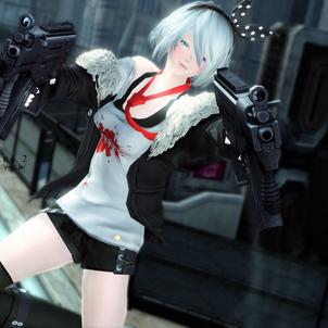 武器迷彩「*幻銃」の画像