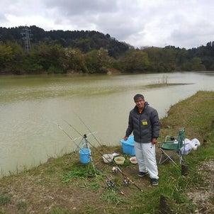耳より情報!今シーズンの一番鯉を釣り上げた方を表彰します。 増山城戦国釣り大会の画像