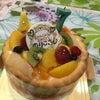 みんなにお誕生日をお祝いして頂きました!の画像