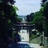 宮地嶽神社!の画像