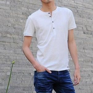 【HUGO BOSS/ヒューゴボス】シンプルかつカッコいい!ヘンリーネックTシャツ入荷!!の画像
