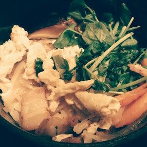 豚バラスモーク釜飯の画像