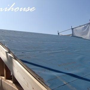 屋根工事が終了しました(-^□^-)の画像