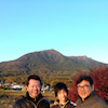 筑波山の麓を散策の画像