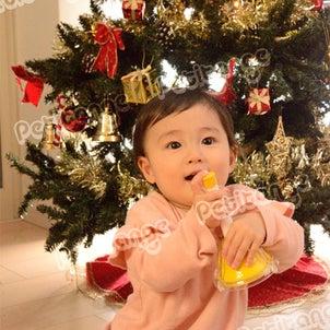 ブログデザインをクリスマスに♪の画像