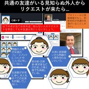 【国際ロマンス詐欺】相手が詐欺だと判って接触を続ける場合(2)大切な人たちを守るの画像