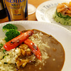セルクルの代わりに・・・<アボカドとサーモンの前菜>の画像