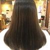 乾燥する時期には髪質改善ヘアエステの画像