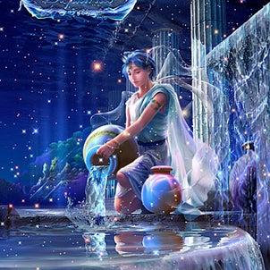 8月4日 水瓶座満月 ~ 情報収集・発信で運と収入を呼び込もう!~の画像