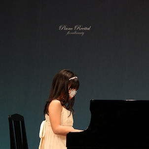 Piano recital in 2018の画像