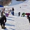 清里町営緑スキー場 緑スノーパーク スノーボードレッスン!の画像