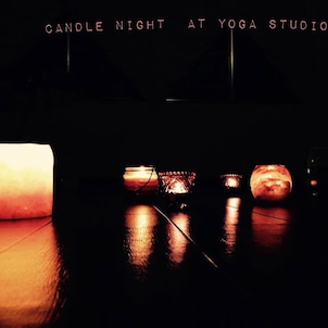 3/23 Aroma Candle Night Trataka Meditation WSの画像