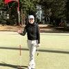 フラワーアレンジメントレッスンからゴルフショートコースへの画像