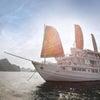 満足度 No.2 おすすめハロン湾宿泊ボート アフロディーテ号が4月限定セールを実施!の画像