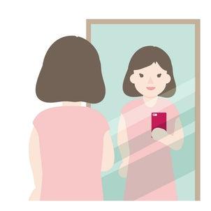 年齢肌が気になるなら、鏡をチェック!の画像