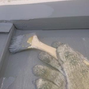 屋根のガイナ塗装!の画像