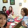 コスメライセンススクール神戸教室アフタヌーンティーホームパーティー♪の画像