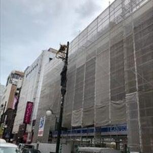 ススキノ 飲食ビル共用部改修電気工事の画像