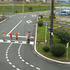 交通安全教室(^^)の画像