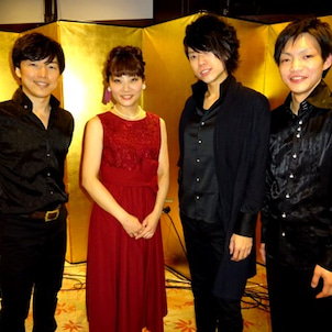 ♪新年会演奏@新田乃庄♪の画像