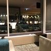 深夜の羽田空港国際線の画像