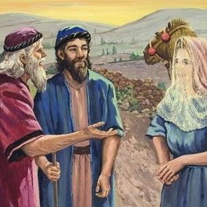 アブラハムという男~キリスト・イスラム・ユダヤ教の共通の信仰の父~②の画像