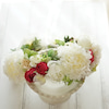【花冠】アシンメトリーなボリューム花冠の画像