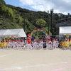 大分県臼杵市すみれ保育園マーチングの画像
