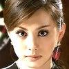米倉涼子さんの眉毛の形を眉毛テンプレートで描いてみましょう メイク道具の通販 眉毛テンプレートでの画像