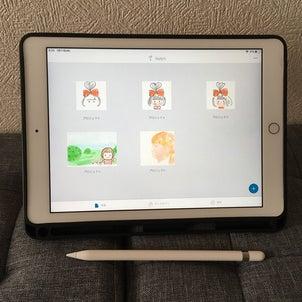 iPadとApple Pencil!の画像