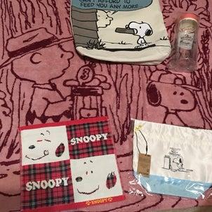 2019福袋ネタバレ8:スヌーピー福袋の画像