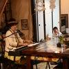 2月2日土曜カフェでレッスン&弾き語りライブの画像
