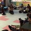 佐伯児童館にて親子で楽しくリトミックの画像