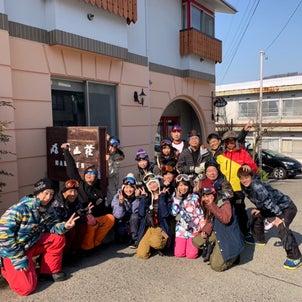 3月スノーボードツアー第1弾の画像