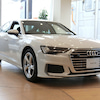 New Audi A6 展示車紹介の画像