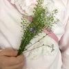 平成最後のお花のプレゼントの画像
