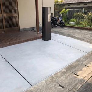 ローラーストーン★外構工事の画像
